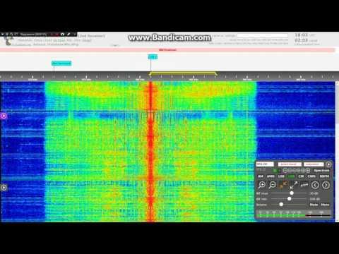 [MW] 981 kHz - CNR1, Shenzhen - weekly sign-off, June 26 2017