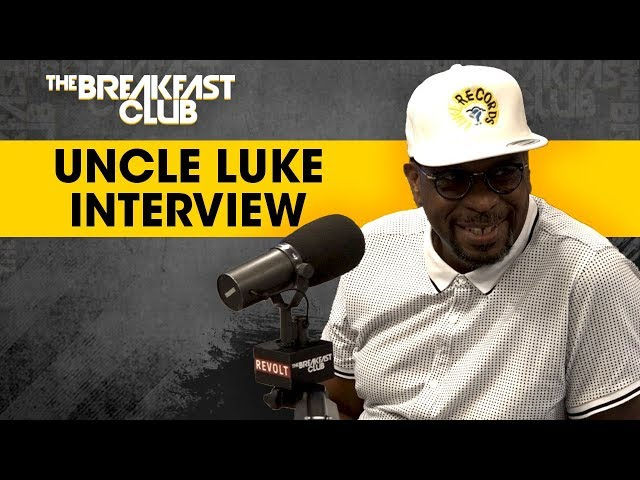 Uncle Luke Talks 'Warriors Of Liberty City', Youth Sports + More