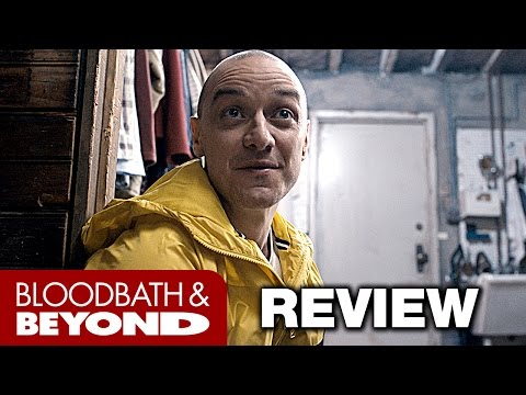 Split (2016) - Movie Review