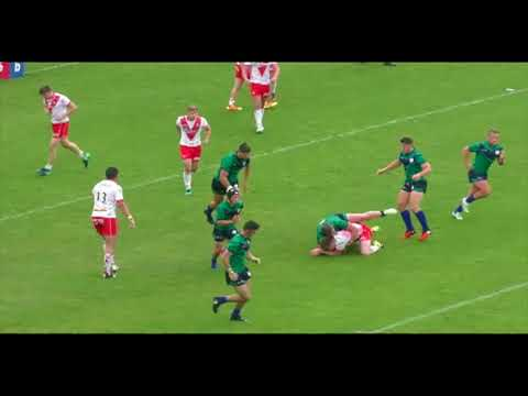 Jack Brown Rugby League Highlights 2017
