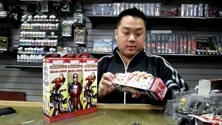 Marvel Heroclix Invincible Iron Man Unboxing