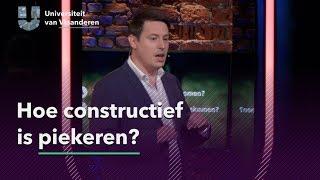 Hoe constructief is piekeren?