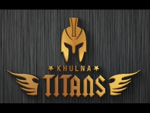 Khulna Titans official Team Squad BPL 2016-17