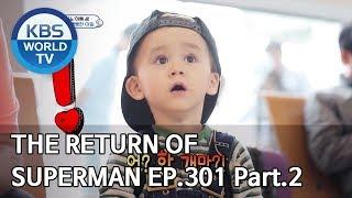 Baixar The Return of Superman | 슈퍼맨이 돌아왔다 - Ep.301 Part. 2 [ENG/IND/2019.11.03]