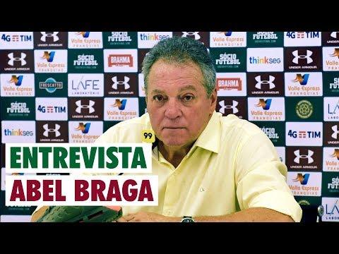 FluTV - Fluminense 1 x 1 Flamengo - Coletiva - Abel Braga