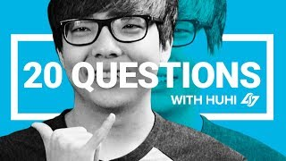 20 Questions with CLG huhi