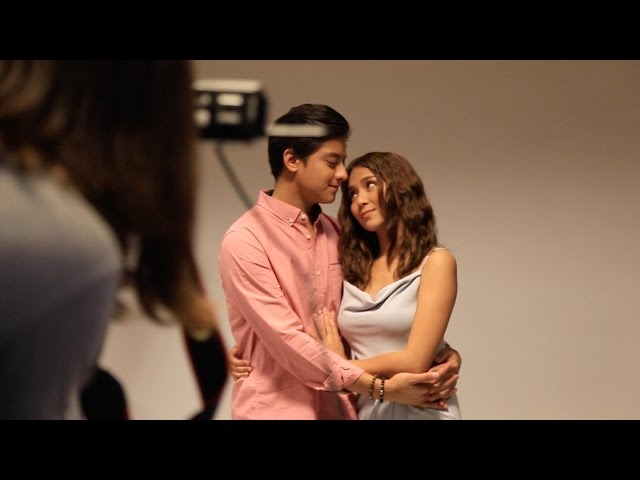 Behind the Scenes Look at KathNiels Movie Pictorial