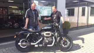 Die neue Harley-Davidson Roadster auf Tour!