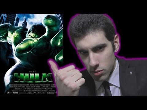 "Review/Crítica ""Hulk"" (2003)"