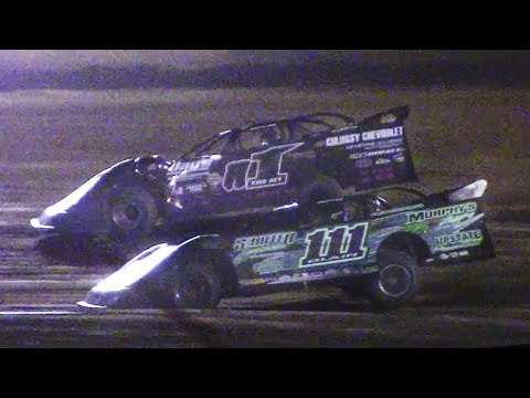 ULMS Super Late Model Feature | Eriez Speedway | 9-23-17