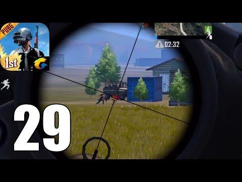 PUBG Mobile ( IOS / Adroi ) Gameplay #29