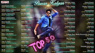 Power Star Pawan Kalyan's Top 50 Songs   Jukebox