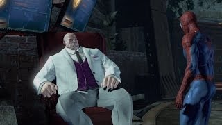 Spider-Man VS The Kingpin - The Amazing Spider Man 2