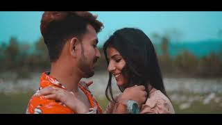 tere naal cover video a new lovely couple Deepak&Ayushi song by (Darshan raval)