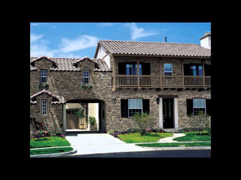 great rock and brick stucco exterior designs for home outdoor decorating ideas - Stucco Design Ideas