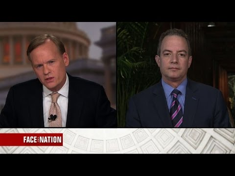 Reince Priebus says there
