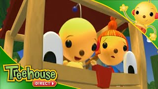 Rolie Polie Olie - Guys And Dollies / Dingliedangliedoodle / Dancin' Machines - Ep. 43