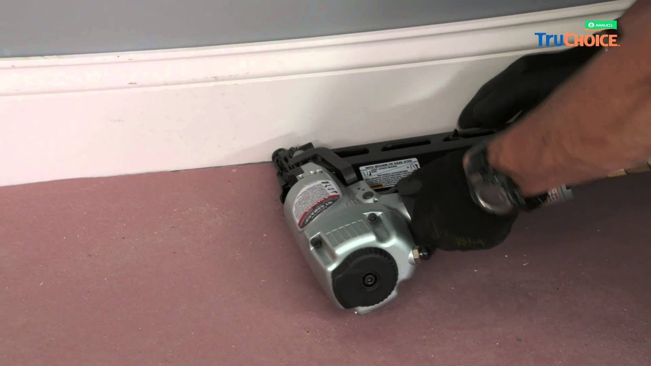 How to Install Base Moulding