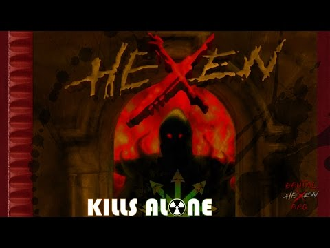 Brutal HeXen RPG V1: Beyond Heretic (2016) Winnowing Hall (MAP01) Cleric Pope