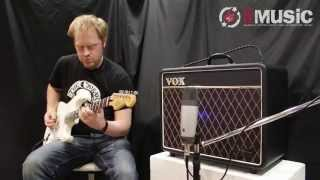 Vox Night Train NT15C1 CL Amplifier