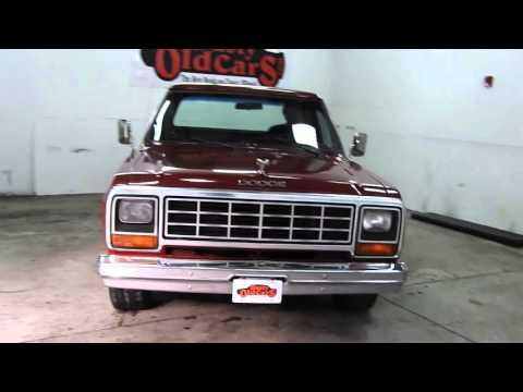 DustyOldCars.com 1983 Dodge Prospector D150 SN 1382