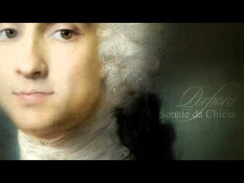 N. Porpora: 6 Sonate da Chiesa [A.Steck-Ch.Rieger]