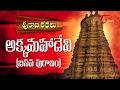 Akka Mahadevi || Indian Mythological Stories || by DrMuktevi Bharati