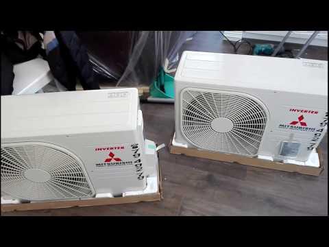 Сравнение кондиционеров Мицубиси Инвертор Mitsubishi Heavy Industries Invertor 07 и 09 (20 и 25)