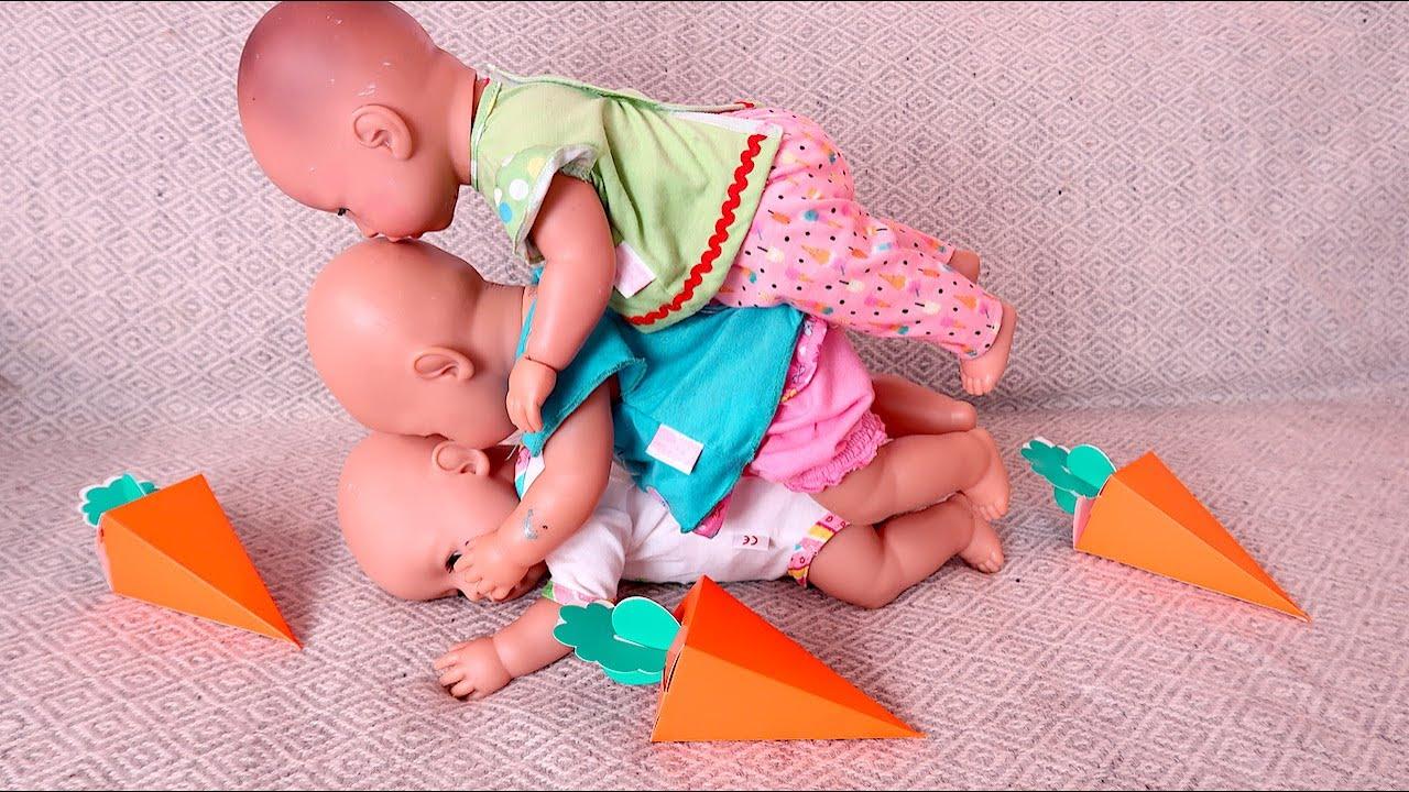 Неспокойный Тихий Час в Детском Саду Беби Бон Не Спят Мультики Как Мама Играет в Куклы 108мама тв