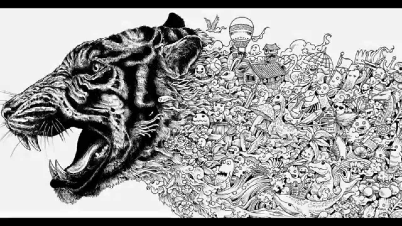 Animorphia an extreme coloring and search challenge by kerby rosanes - Animorphia An Extreme Coloring And Search Challenge By Kerby Rosanes 28