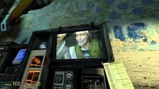 Half-Life 2 Walkthrough: Chapter 2 - Red Letter Day [Hard Mode] (1080p)