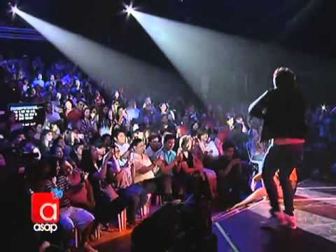 Enrique, Maja dance to  Twerk It Like Miley  on ASAP