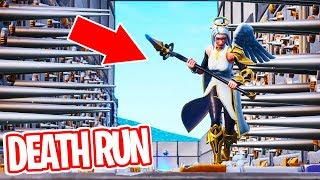CE GAMIN DE 10 ANS ME REND FOU AVEC SON DEATH RUN IMPOSSIBLE... Fortnite