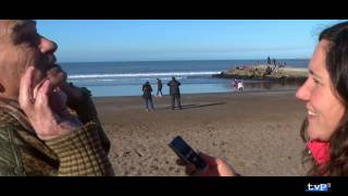 Charlita Playera: Capítulo 2 / Amor, Memoria y Poesía Frente al Mar / Televisión Pueblerina  MdP : )