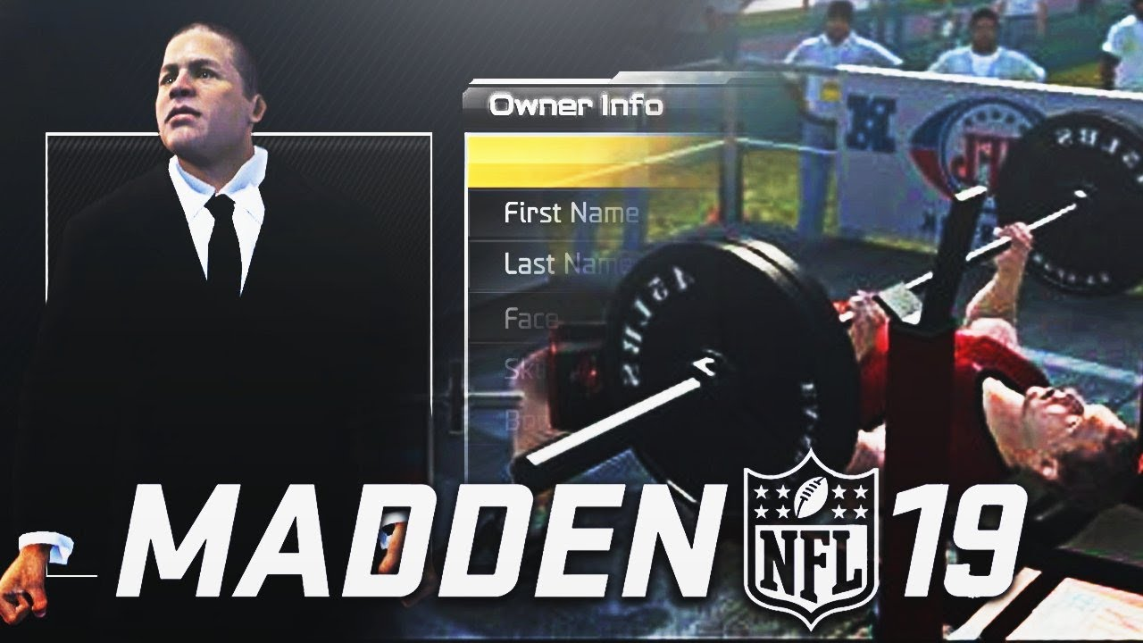 FEATURES THAT NEED TO BE IN MADDEN 19