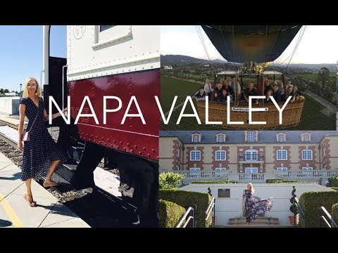 Napa Valley Travel Diary | What To Do, See & Eat