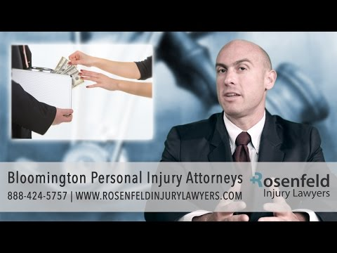 Bloomington Personal Injury Lawyer | Call Now 888-424-5757 | Illinois Attorneys