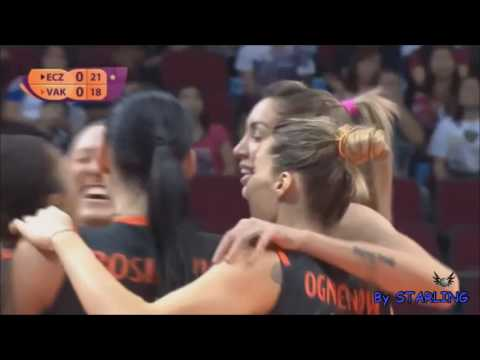 The Best of Thaisa Daher ❂ Mundial de Clubes Manila 2016 - By Starling