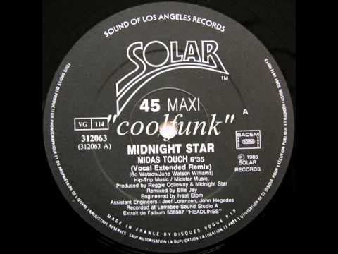 Midnight Star - Midas Touch (12
