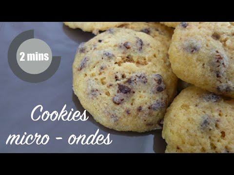 cookies-facile-et-rapide-(-micro-ondes-)