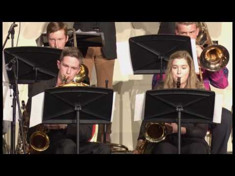2017 Colorado All-State Jazz Band - Large Schools - Hot House