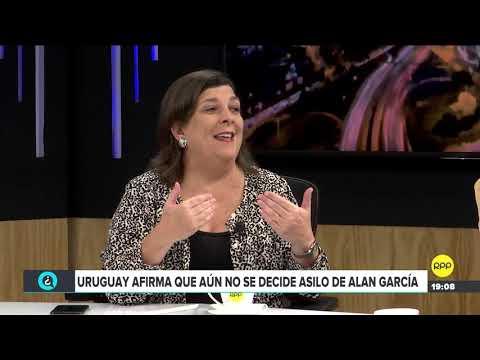 #QTLR   Rosa María Palacios y César Nakazaki sobre asilo de García