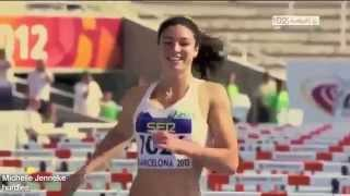 Самые красивые спортсменки Олимпиады 2012 в Лондоне