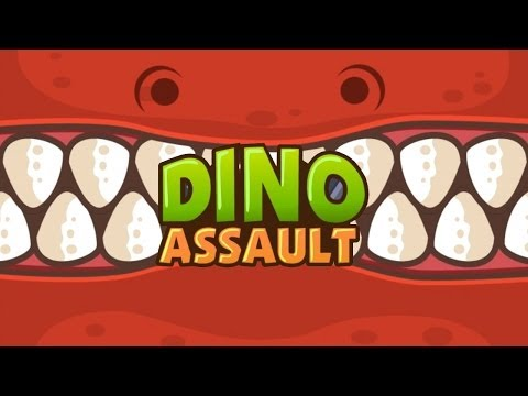 Dino Assault - Universal - HD Gameplay Trailer: Dino Assault by Slix Media  Fight deadly dinosaurs to save humanity!  Join millions of gamers and play the hit online game Dino Assault, now on your mobile and tablet.  THE BEST OF THE ACTION, DEFENSE AND STRATEGY GENRES  Join the village people and fight to stop dangerous dinos from destroying humanity! Dino Assault offers hours of fun, strategic, and challenging play that everyone will enjoy!  Dino Assault features:  •VISIT 5 EXCITING LOCATIONS including Magma Valley and the Dark Forest as you fight to beat the dinos in all 25 challenging levels. •24 DANGEROUS DINOS! Each dino has special powers. Some are protected by armor, others move fast and fly. New dinos are introduced as you play. See if you can unlock them all! •26+ DEADLY DEFENSE TOWERS! Choose between Arrows, Fire, Stones, Supportive, and Corrupt Towers when you are setting up your defense. You will unlock more powerful towers as you play. •POWERFUL UPGRADES! You must upgrade your towers, specials skill and more if you want to have any chance of defending your village. •4 AWESOME SPECIAL SKILLS. Shoot bolts of lightning from the sky, cast nets onto packs of dinos to hold them in place, lock them in massive eggs to slow them down, and finally confuse their senses with telepathy. Use these skills wisely. This version of Dino Assault is just the beginning! A long list of updates including everything from new dinos and towers to new settings and levels will keep Dino Assault fresh, fun, and challenging for as long you as you can play! Now...download Dino Assault and start destroying some dinos!  iTunes Store Page:  https://itunes.apple.com/nz/app/dino-assault/id719320380?mt=8  Homepage:  http://www.slixmedia.com/contact/