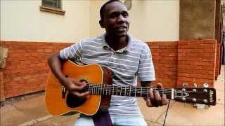 No woman no cry by Bob marley (acoustic guitar cover by Kasolo Edwin)