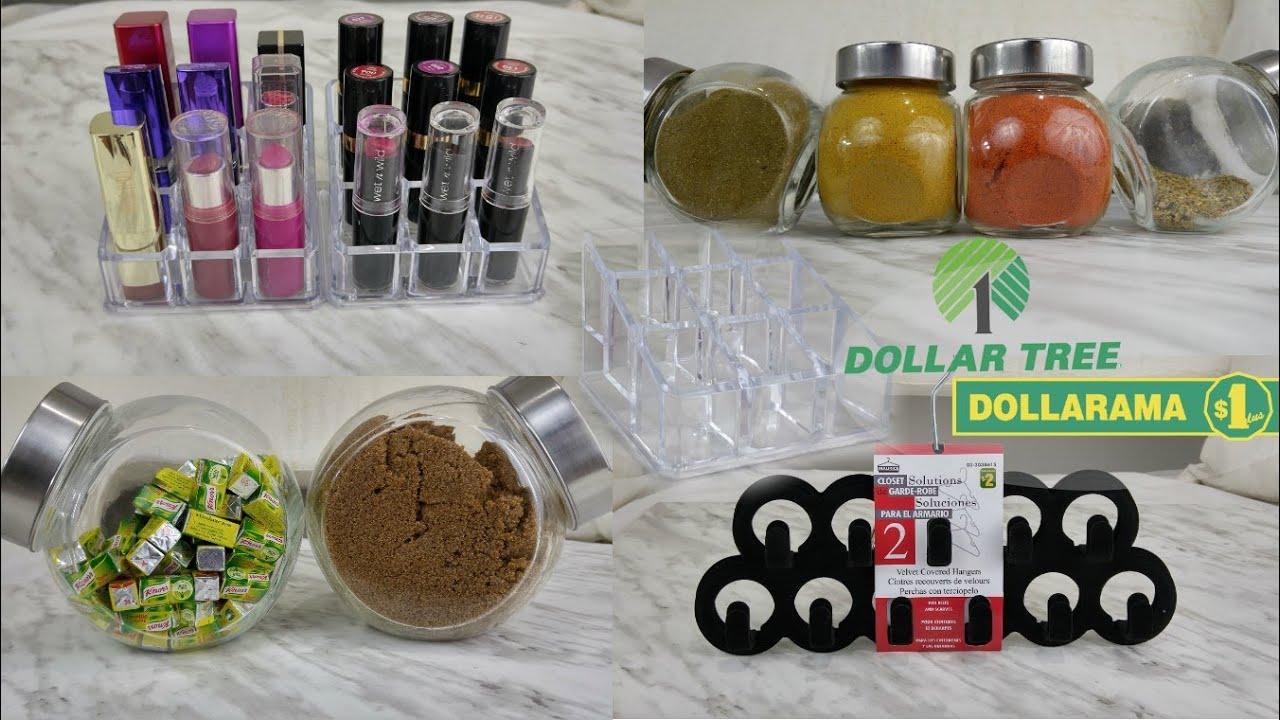 Acrylic Dollar Storeanization Ideas Kitchen  Vanity  Closet  Youtube
