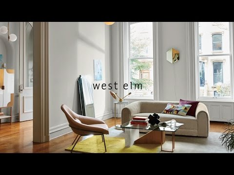 west elm's New Vision for Modern