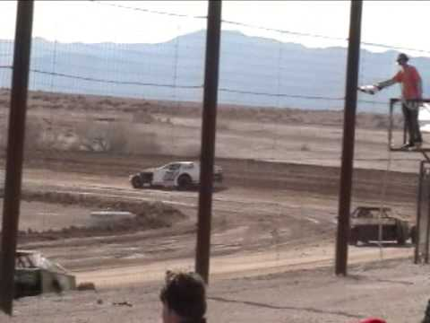Death Valley Speedway - 1st day Practice