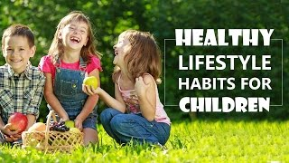 Children learn from their environment, and small-scale learning right the childhood gives way to habits later in life. so, if we catch them young, when ...