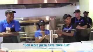 Domino's Pizza- What We Did